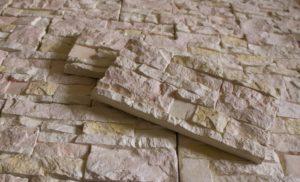 гипсовая плитка под камень